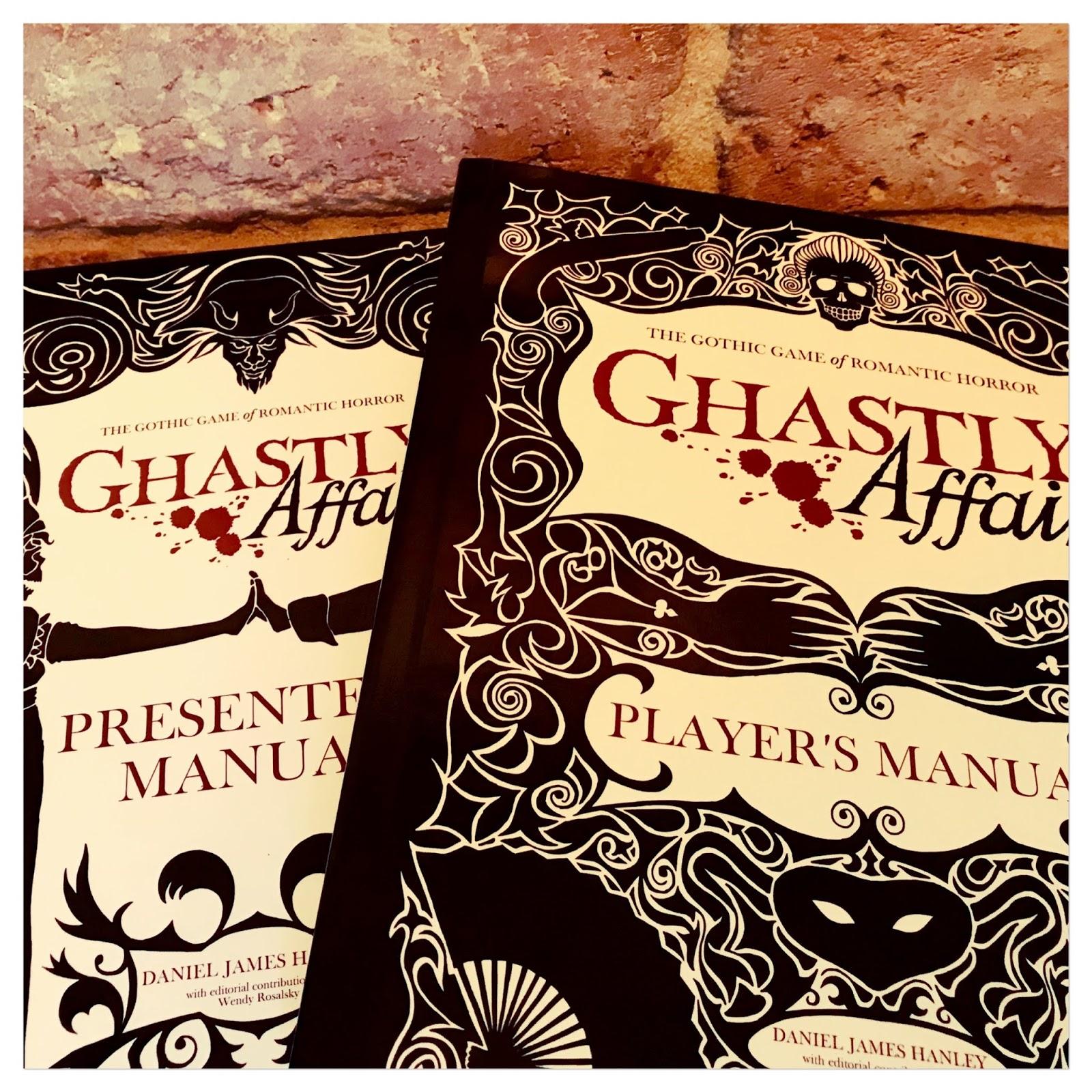 ghastly affair